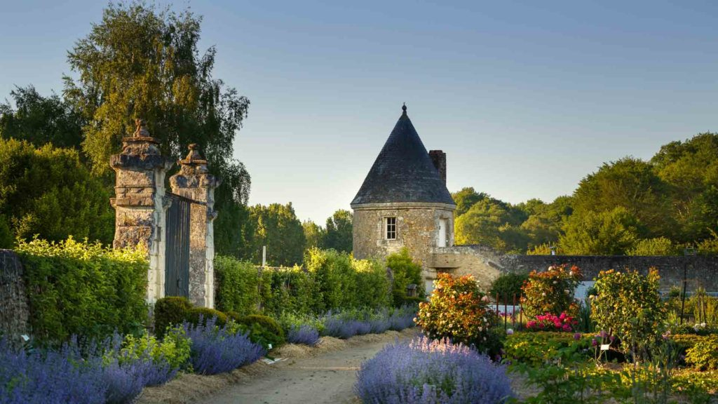 Jardin de Valmer - Touraine, le jardin de la France