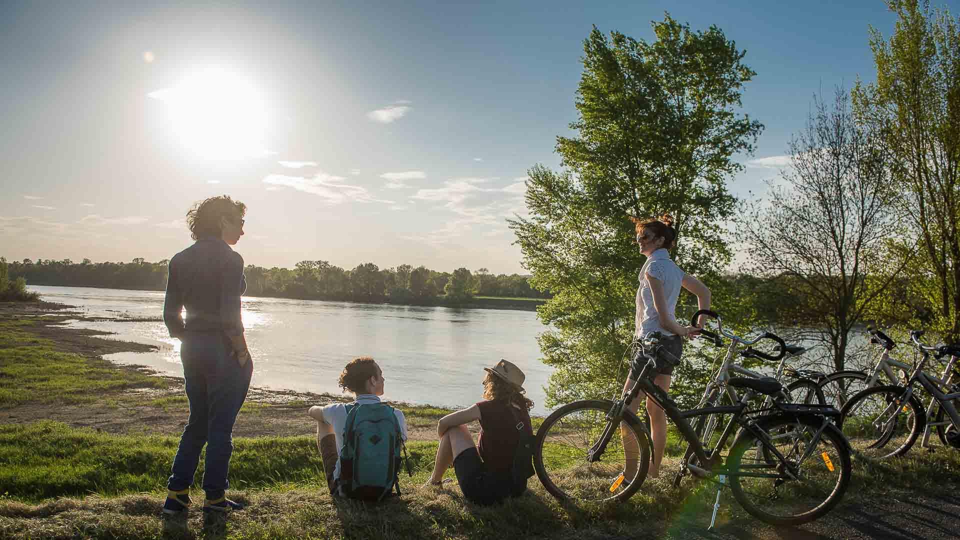 Cycling along the Loire - Loire by bike