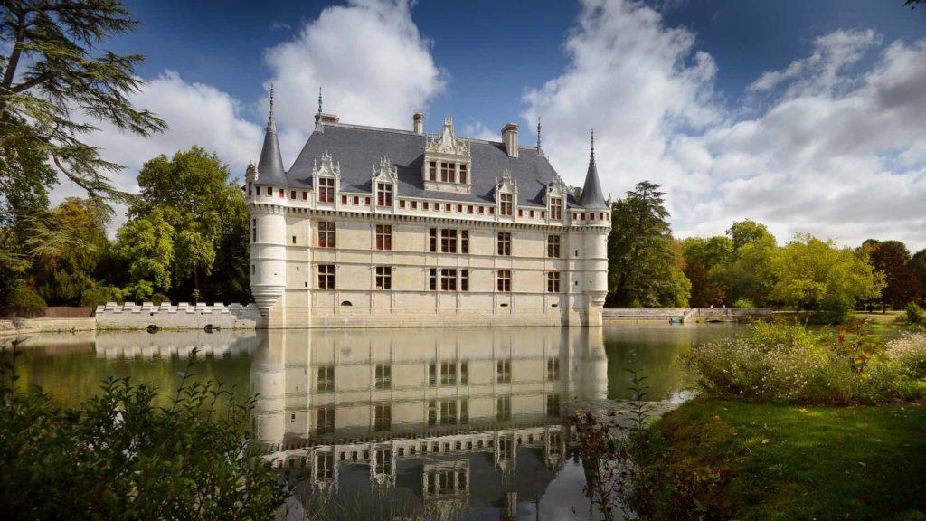 Château of Azay-le-Rideau