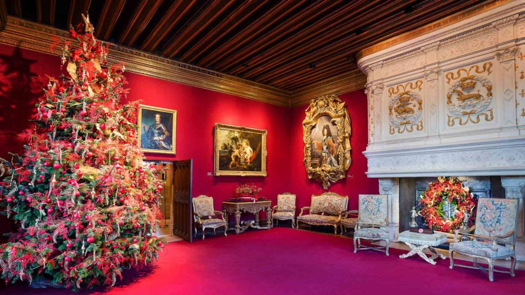 Chenonceau (France) - Christmas in the land of chateaux