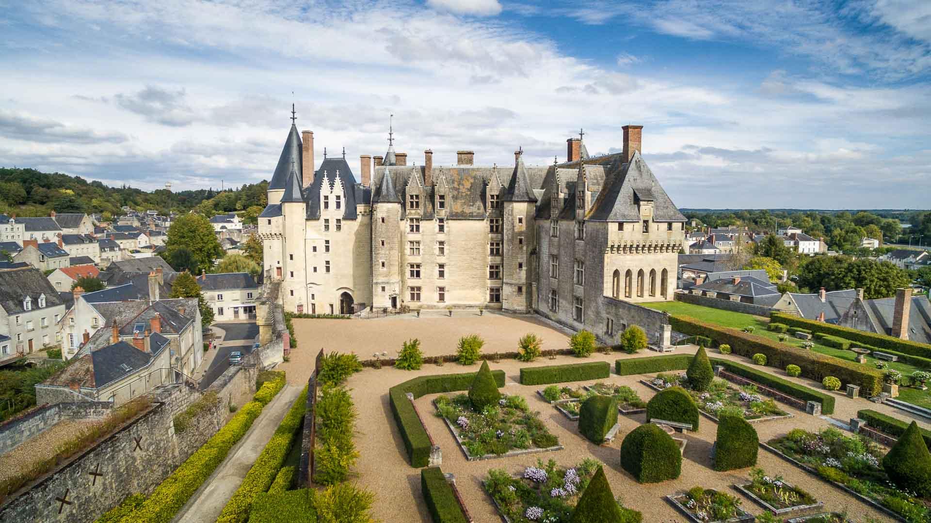 Loire Châteaux - Château de Langeais