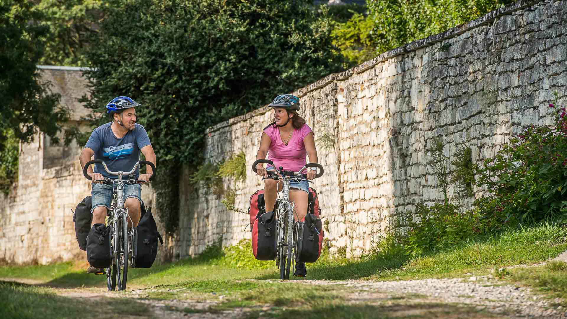 The Way of St James by bike
