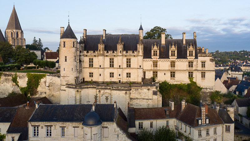 Loches (France) - Christmas in the land of chateaux