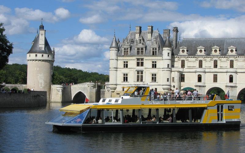 La Bélandre - Chenonceaux by boat