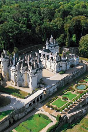 Ussé, Sleeping Beauty chateau