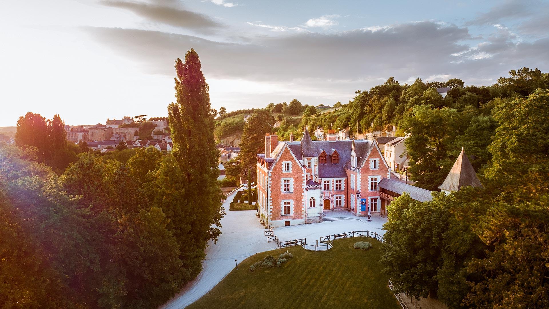Loire Châteaux - The Clos Lucé
