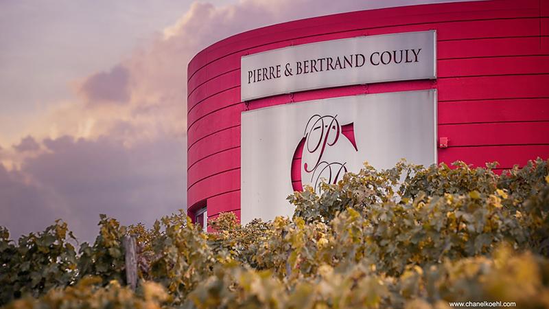 Pierre et Bertrand Couly wine estate - Chinon