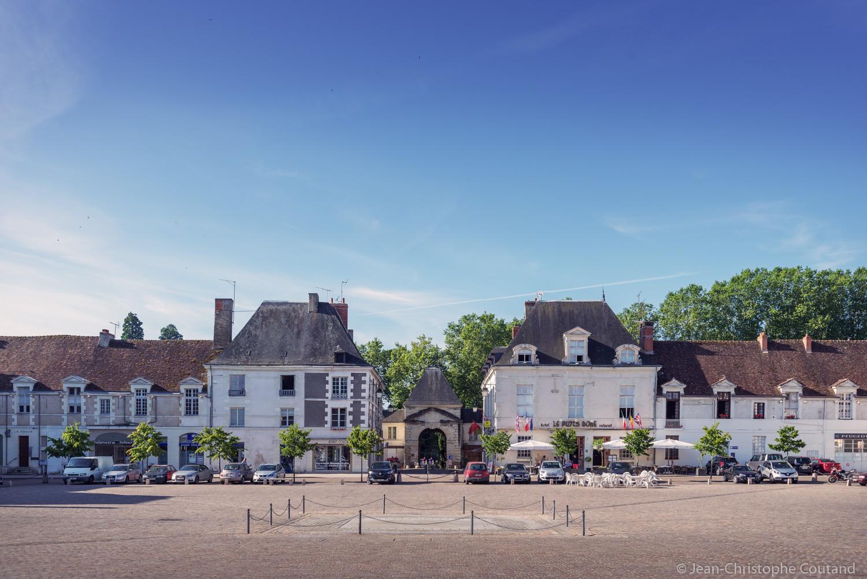 The ideal city of Richelieu