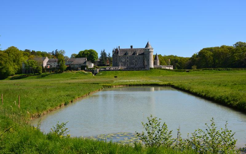 Montpoupon Castle - Loire Valley