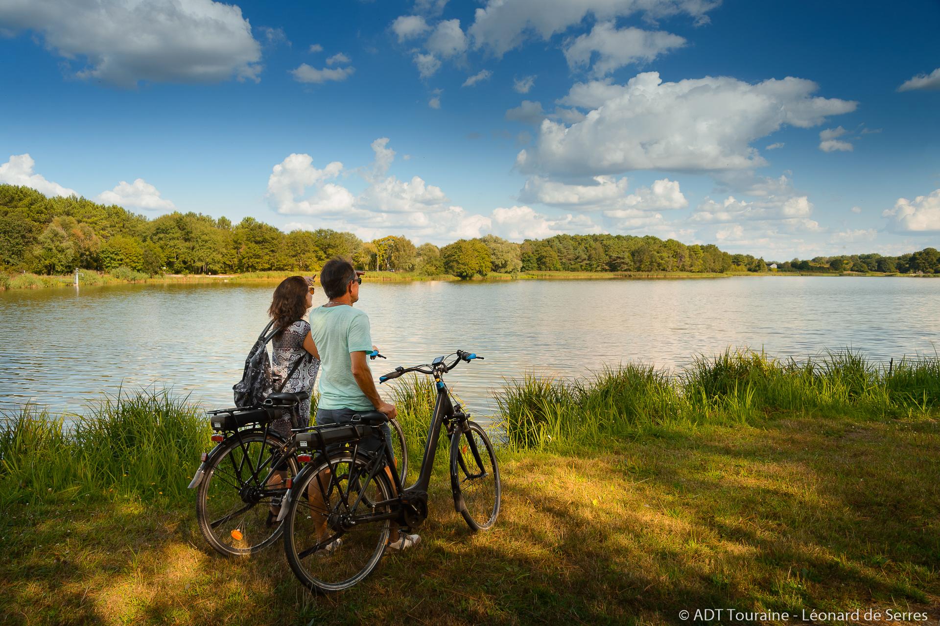 The Rillé lake