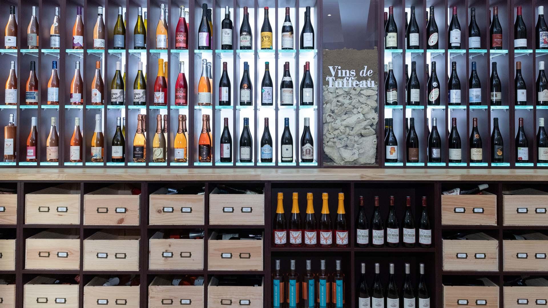 Winerie of Langeais