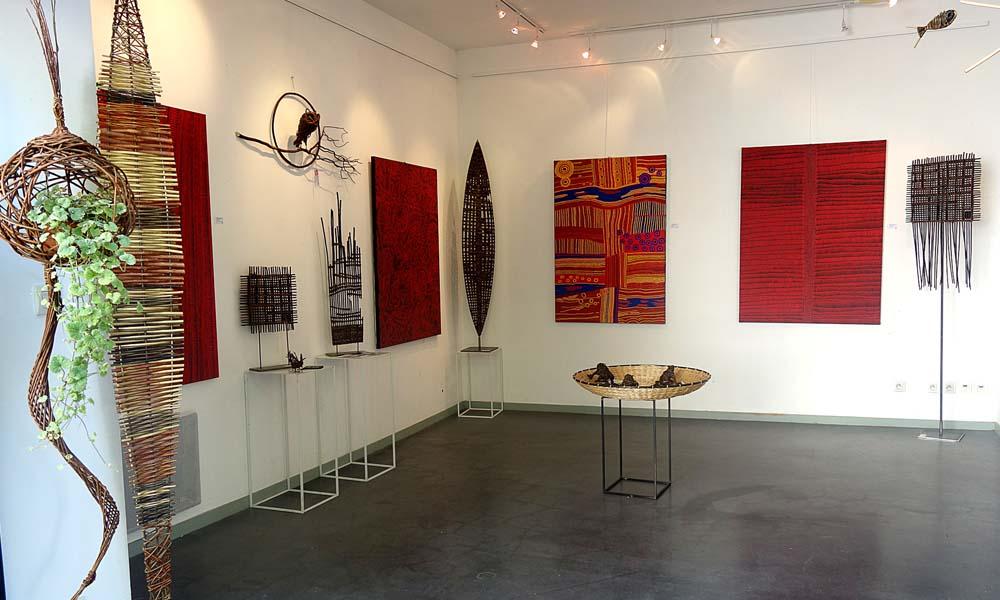 Wickerwork shop - Marie-Hélène Métézeau