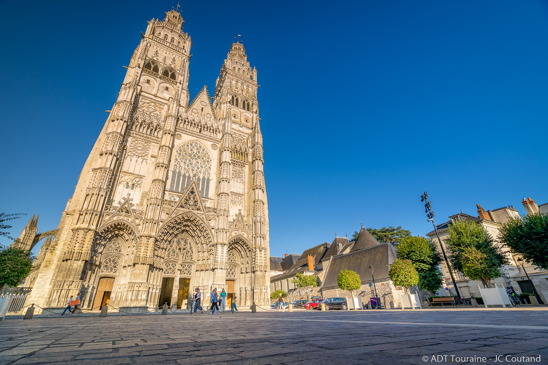Tours - Saint-Gatien Cathedral