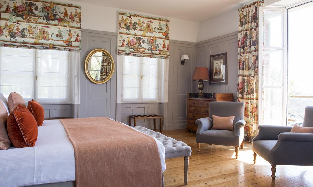 Domaine de la Tortinière - Room
