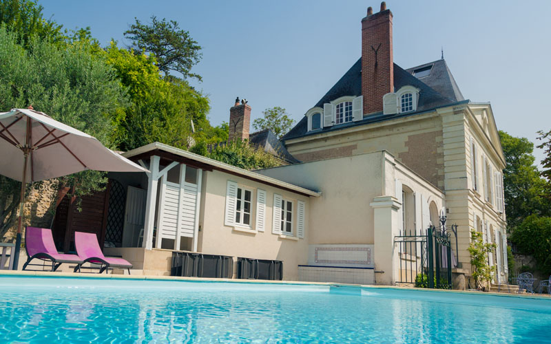 Bagatelle Guest House – Vouvray, Loire Valley.