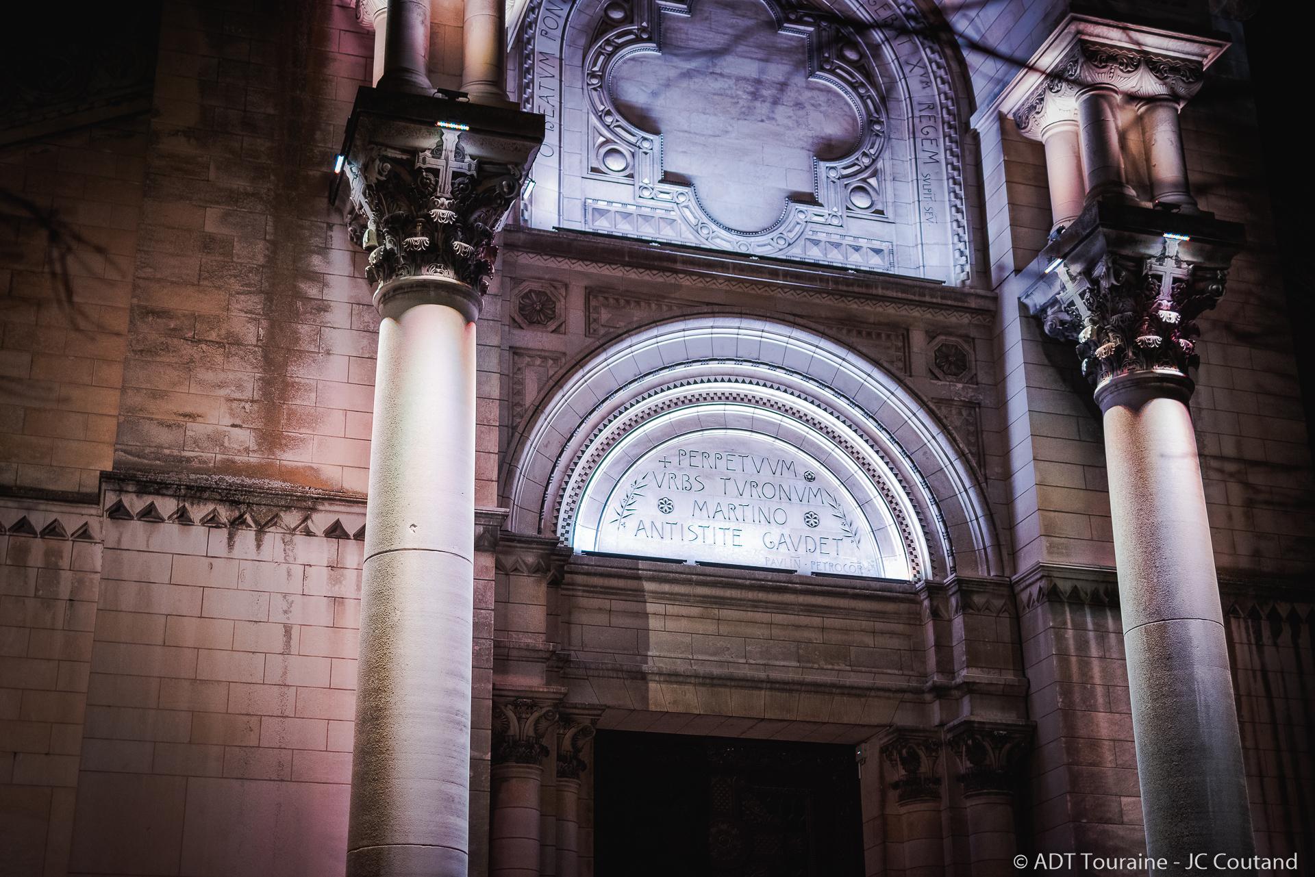 The Basilic of Saint-Martin de Tours