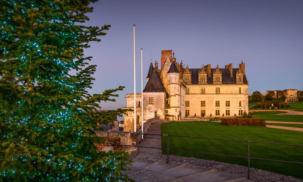 Christmas in the land of Chateaux - Amboise