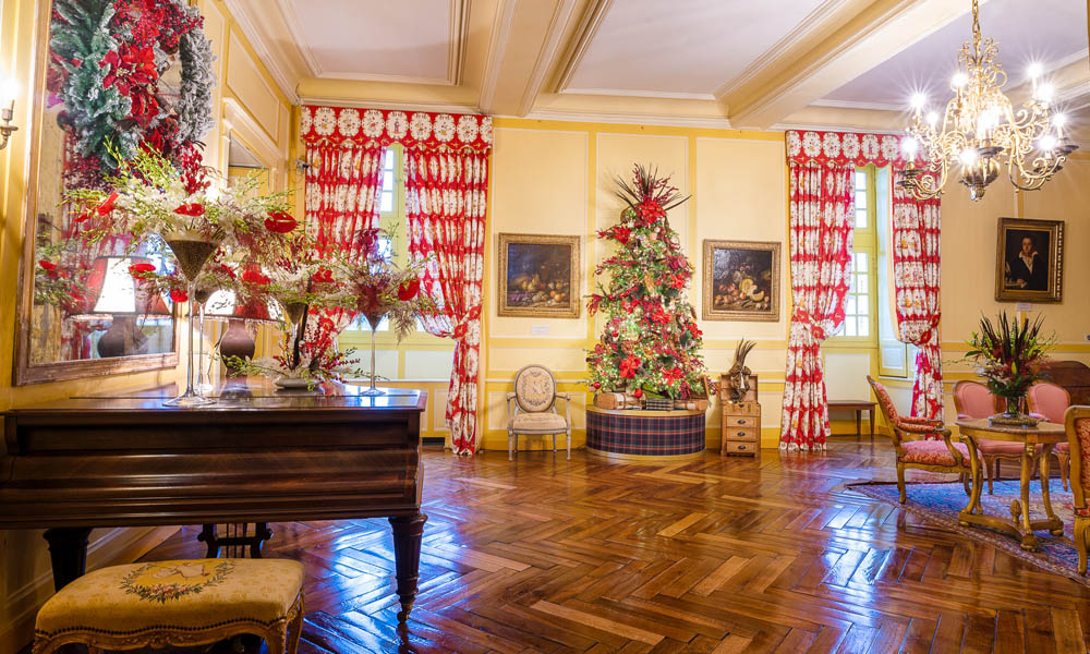 Christmas magic in the land of Chateaux - Villandry