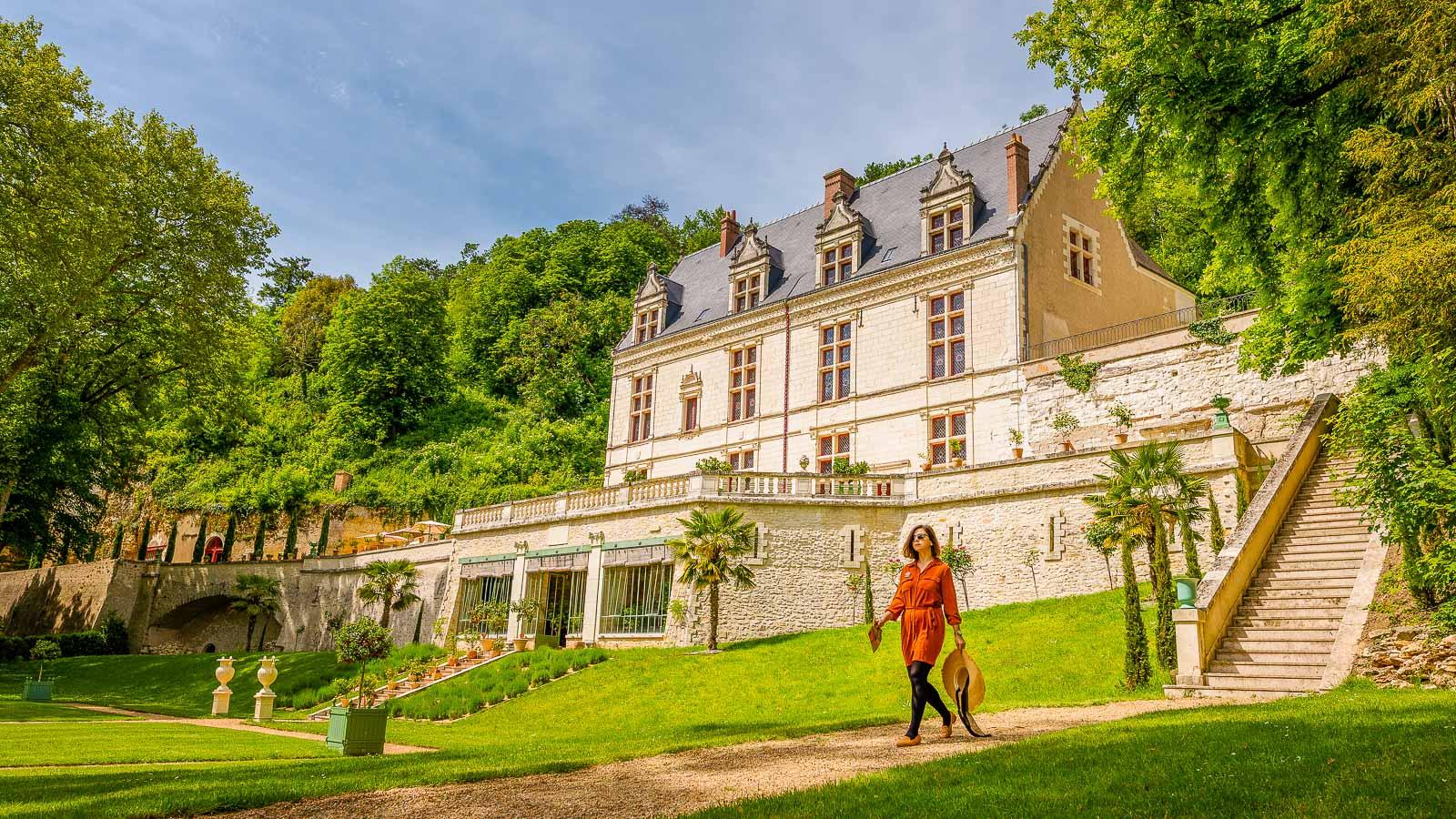 The Renaissance architecture of Château Gaillard