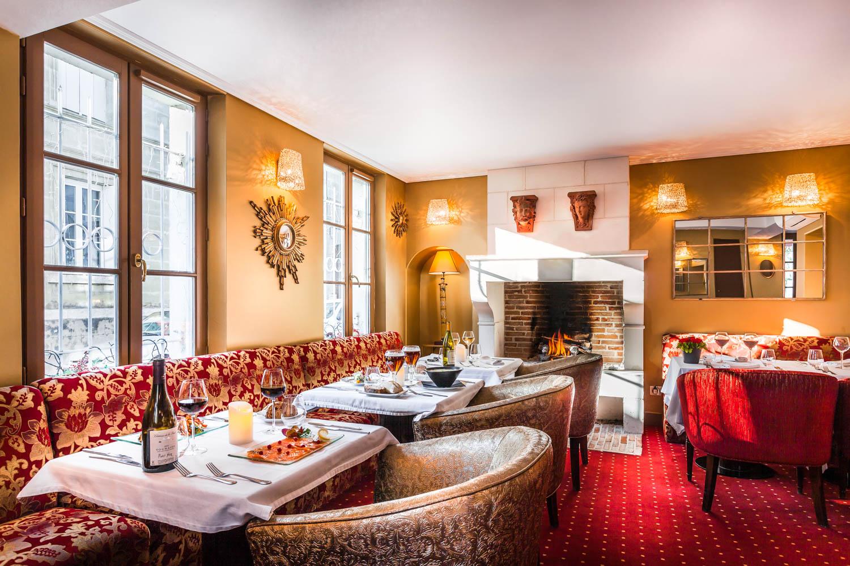 Le Clos d'Amboise restaurant - Loire Valley
