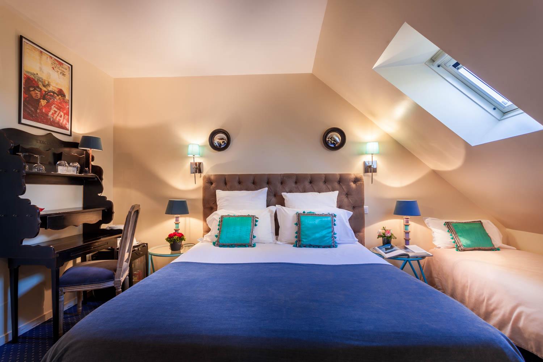 Le Clos d'Amboise hotel - Loire Valley