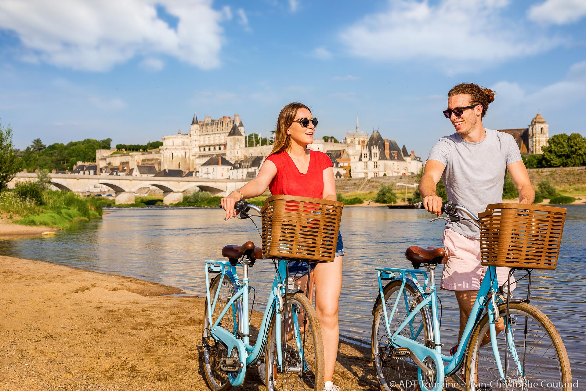 The Loire by bike - Amboise