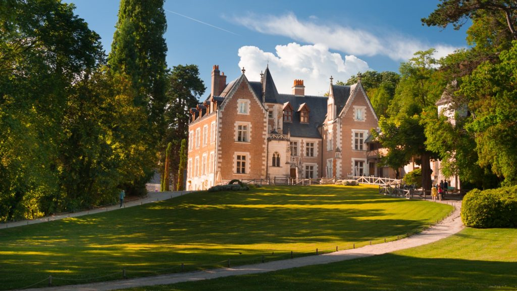 The Clos Lucé, Amboise. Which castle to visit in the Loire Valley in 2020?