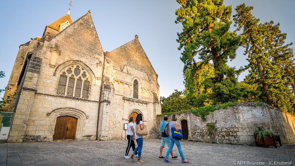 Azay-le-Rideau Church