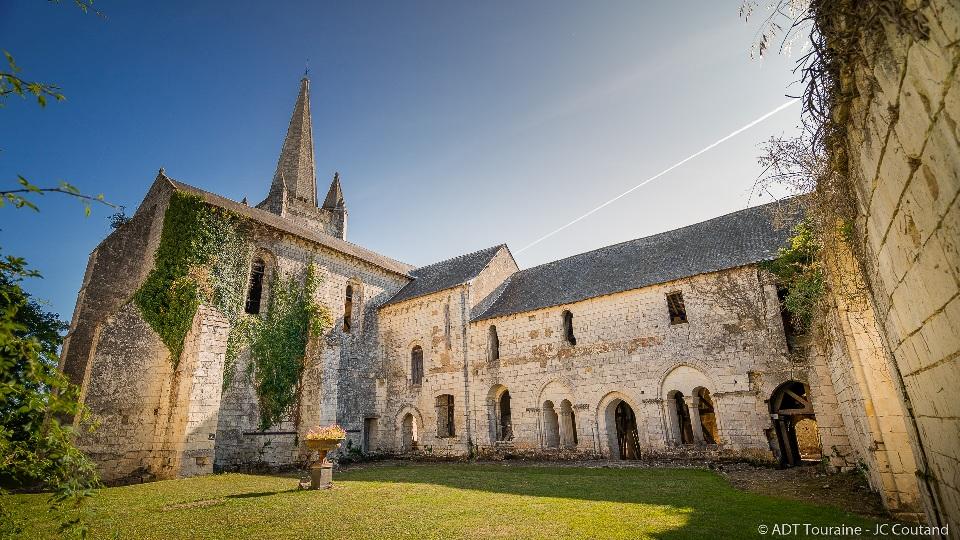 Saint-Michel de Bois-Aubry Abbey