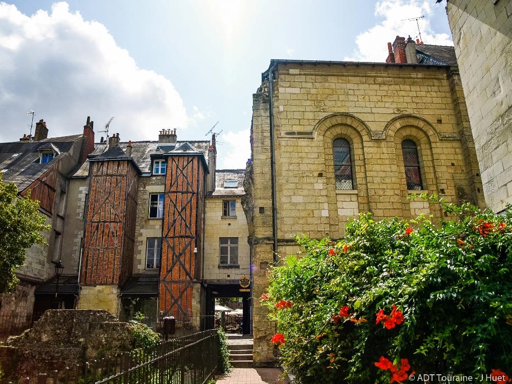 Saint-Pierre Le Puellier Garden - Tours