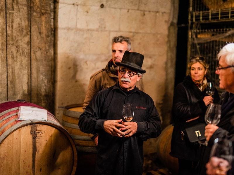 Wine tasting - Domaine de Noiré