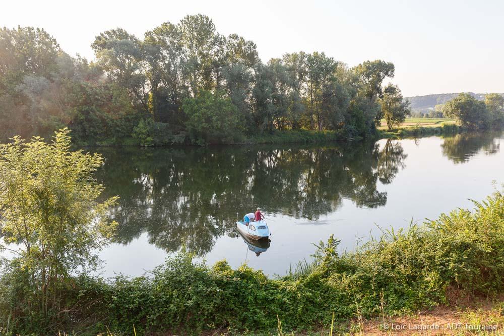 Fishing weekend in Berthenay