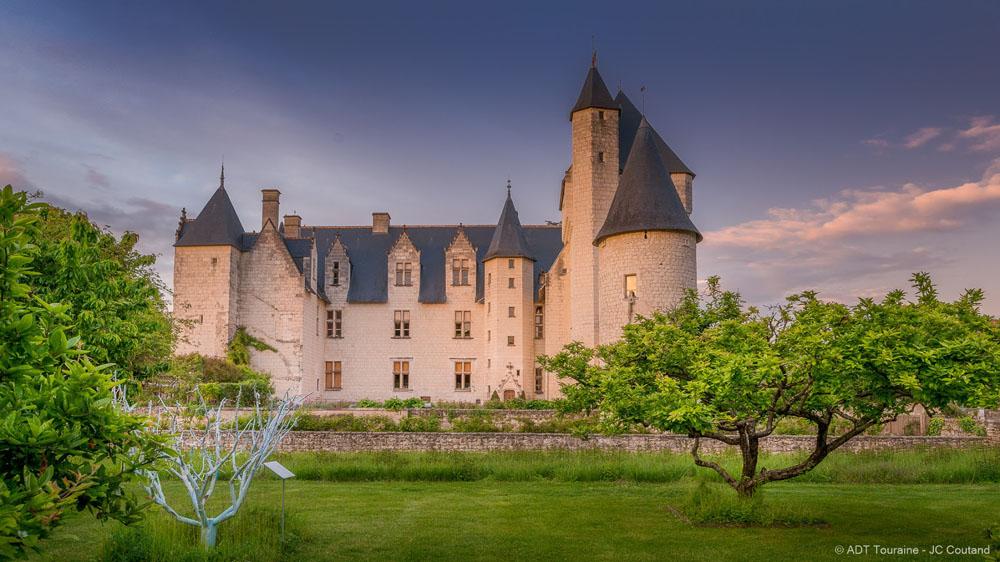 The Château du Rivau