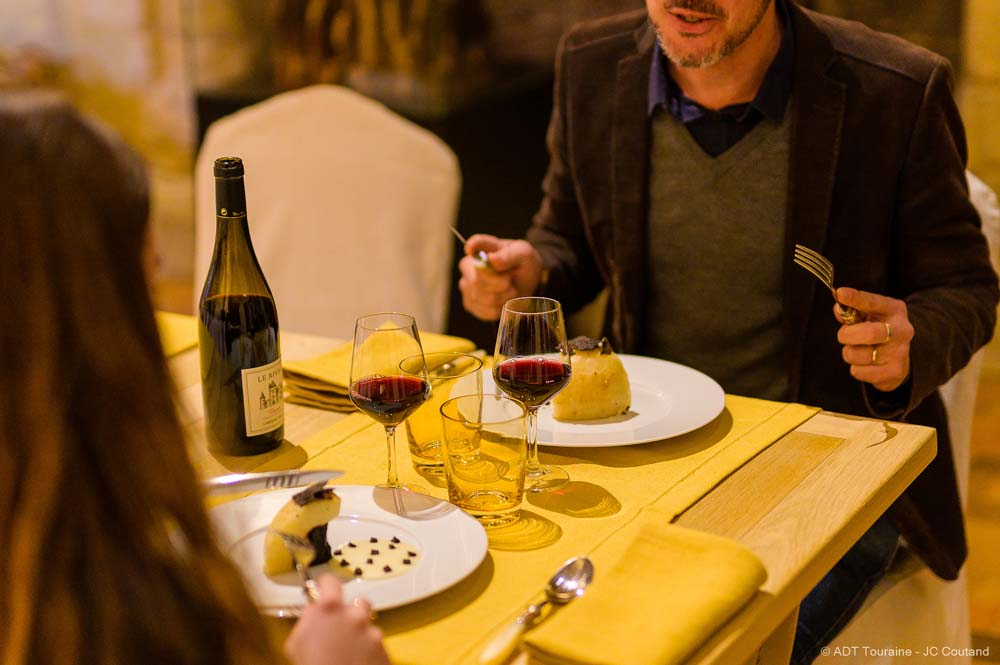 The gourmet's delight: a dinner with truffles...
