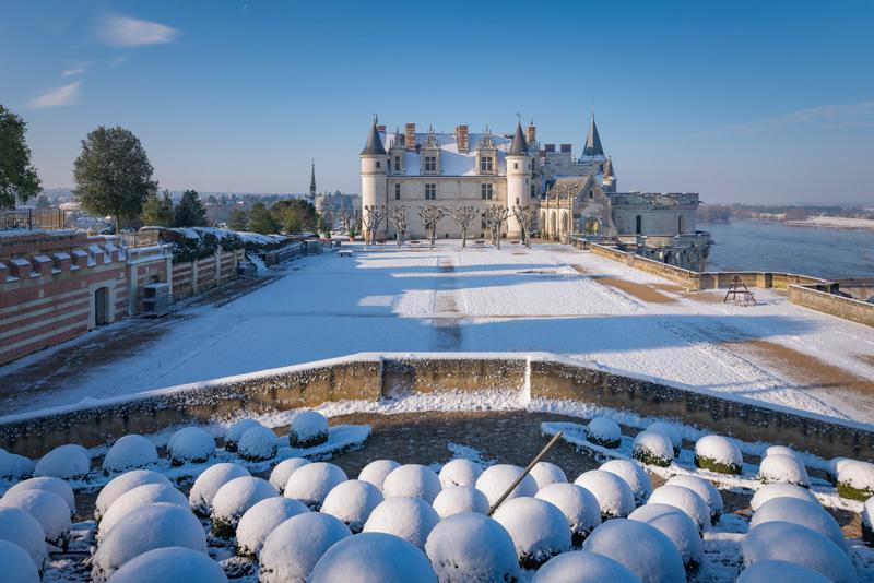 Royal Château of Amboise – Joël Klinger Photography