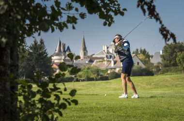 Golf Loches Verneuil, France.