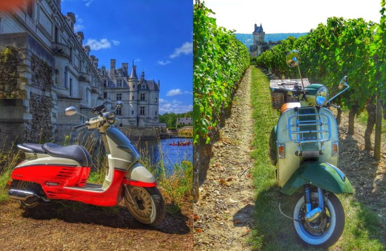Ride in Tours-1