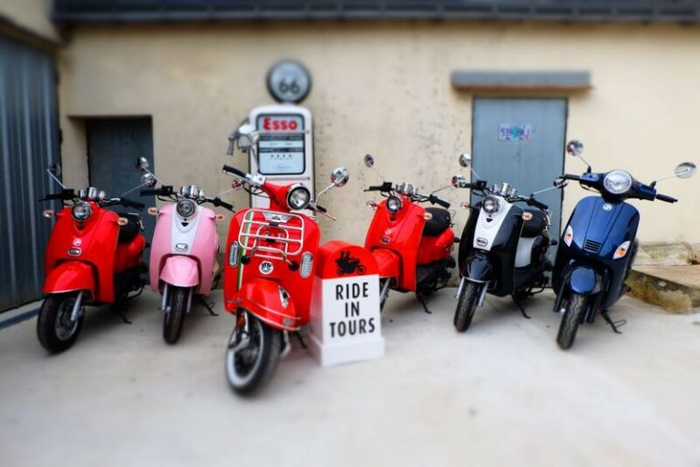 Ride in Tours-16