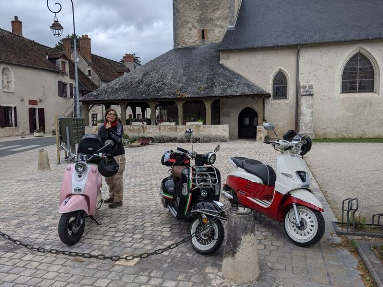 Ride in Tours-13