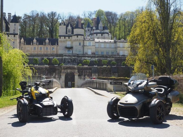 Ride in Tours-2