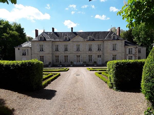 Château de Civray de Touraine