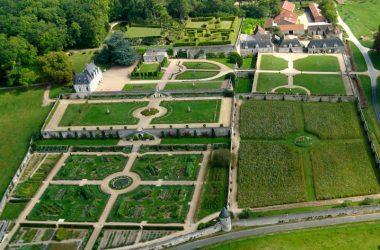 Château de Valmer aérien