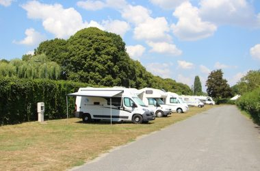 AIRE DE CAMPING CARS AMBOISE 2 – CREDITS GREGORY MILLET
