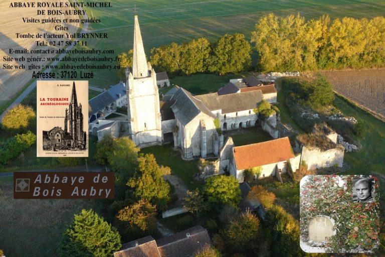 Royal Abbey of Saint-Michel de Bois-Aubry-1