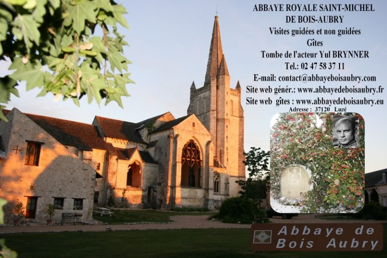 Royal Abbey of Saint-Michel de Bois-Aubry-4