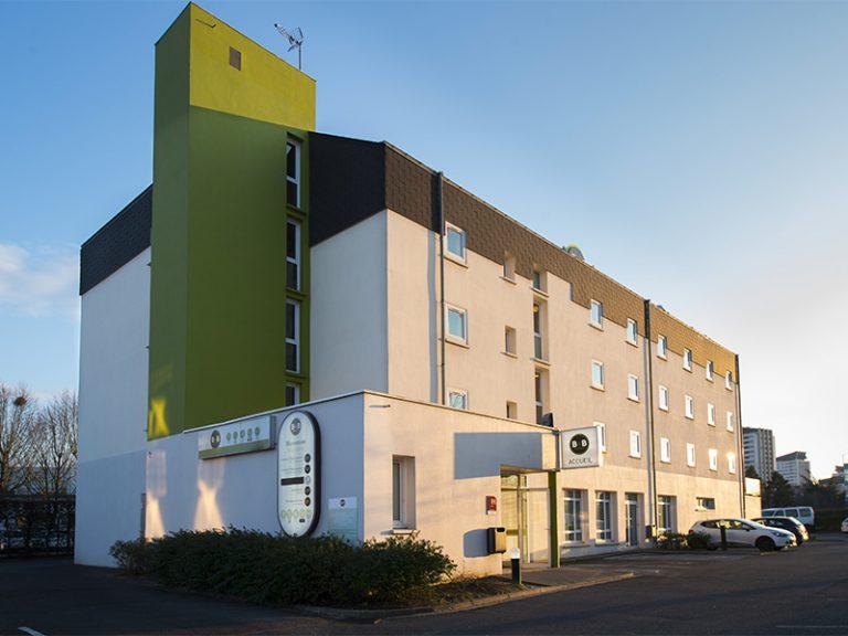 Hôtel B&B Saint-Avertin Parc Expo-1