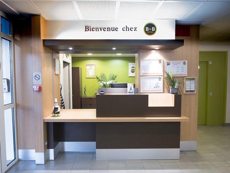 Hôtel B&B Saint-Avertin Parc Expo-4