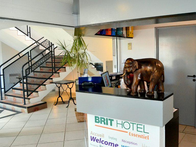Brit Hôtel Tours Nord-3