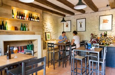 Le bar à vins de Lise & Bertrand