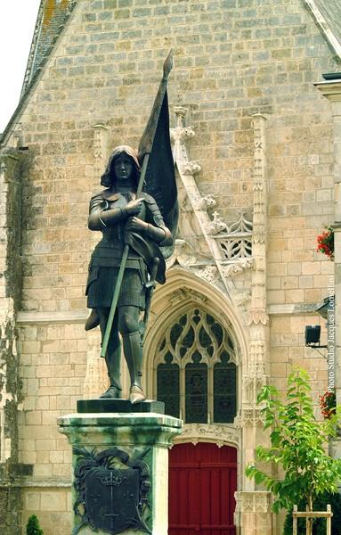 Joan of Arc's loop-1